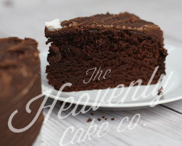 Buy Double Chocolate Cake Online