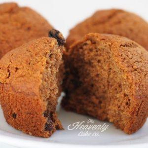 Fruity Spicy Bun Muffin