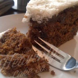Jamaican rum and fruit cake