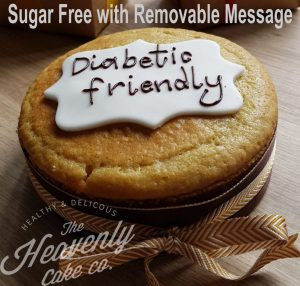 Xylitol based diabetic cake